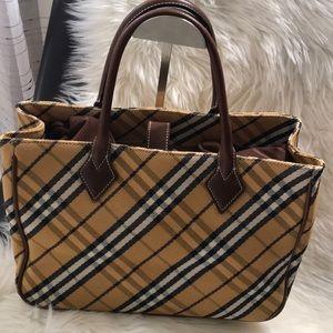 Burberry London Blue Label Handbag